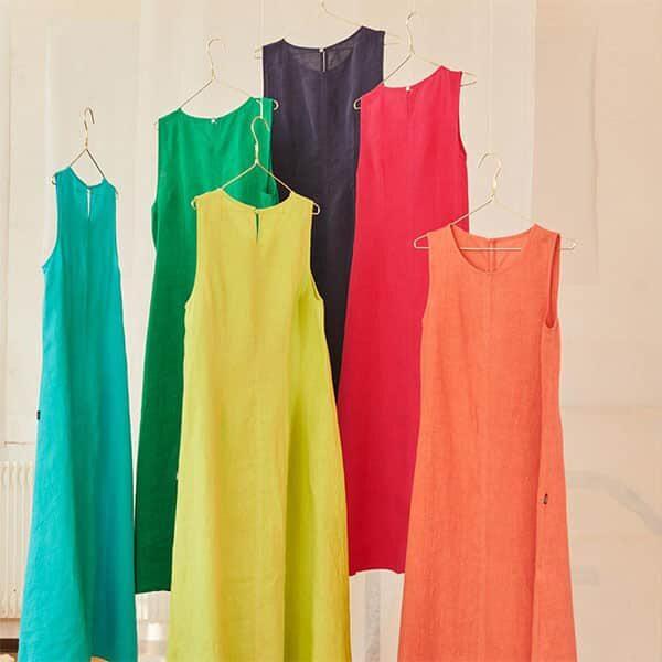 Kleid lang ohne Arm 02 | Landanzeiger-Shopping