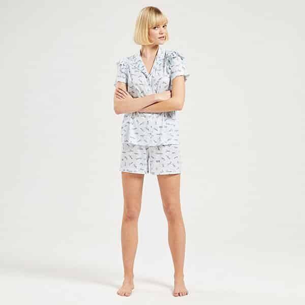 Kurz-Pyjama Victor&Rolf 01 | Landanzeiger-Shopping