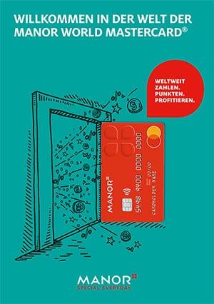 Manor neue Kundenkarte |Landanzeiger-Shopping