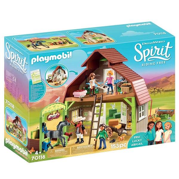 Playmobil Stall Spirit Riding Free | Landanzeiger-Shopping