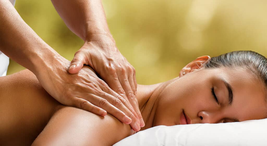Rückenmassage bei Corinne Hauri Staffelbach | Landanzeiger-Shopping