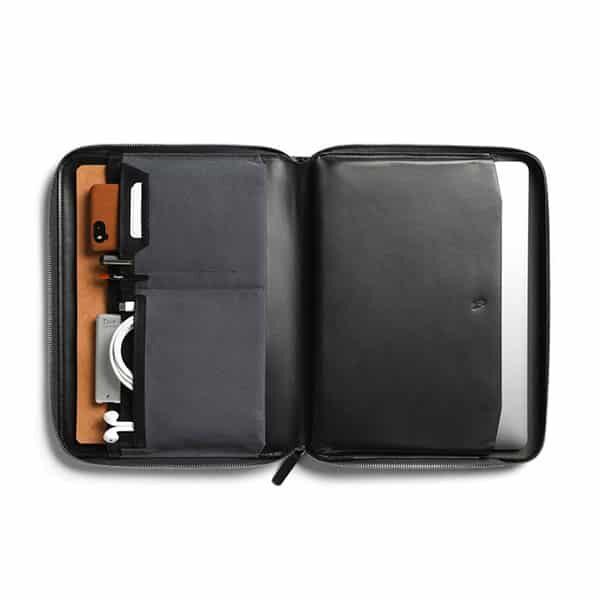 Bellroy Tech Folio black 01 | Landanzeiger-Shopping
