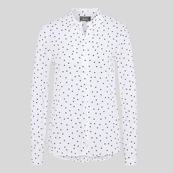 Bluse gepunktet Yessica 04 | Landanzeiger-Shopping