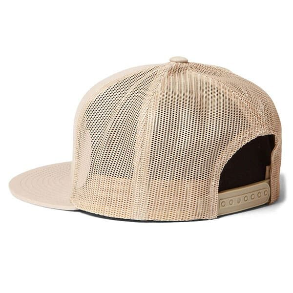 Brixton Snap Cap Wheeler Mesh brown/khaki 02 | Landanzeiger-Shopping