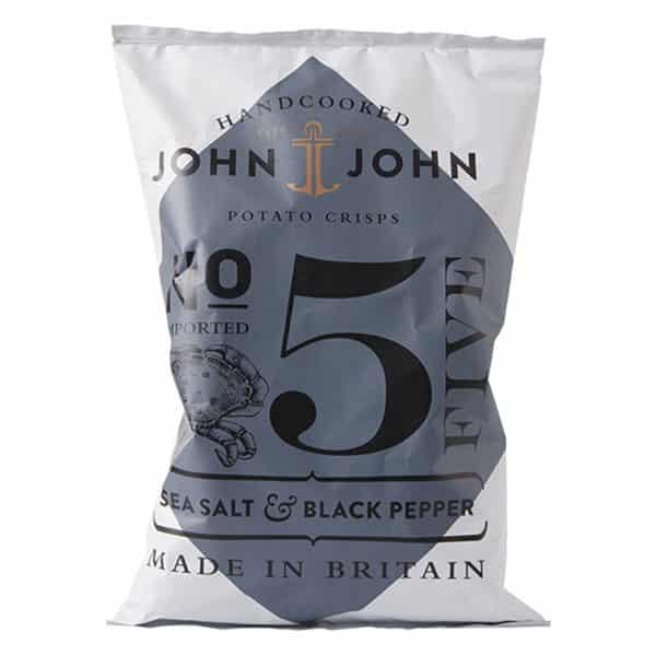 Kartoffelchips John&John Pfeffer   Landanzeiger-Shopping