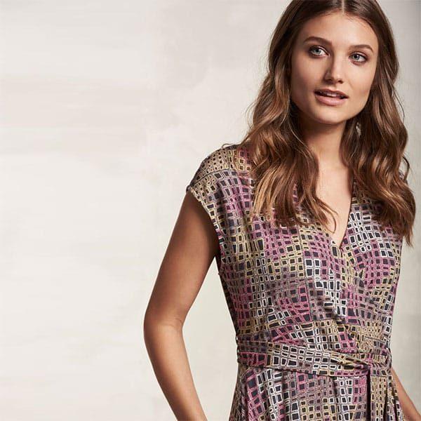 Dress Nile Anthrazit | Landanzeiger-Shopping