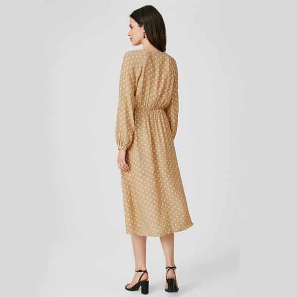 Kleid midi gepunktet 02 | Landanzeiger-Shopping