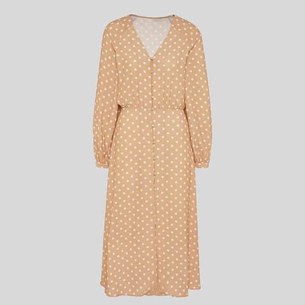 Kleid midi gepunktet 04 | Landanzeiger-Shopping