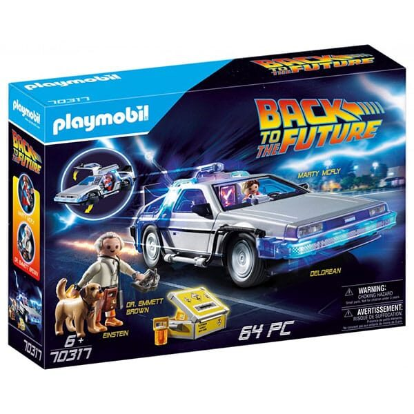 Playmobil Back to the Future DeLorean 01 | Landanzeiger-Shopping