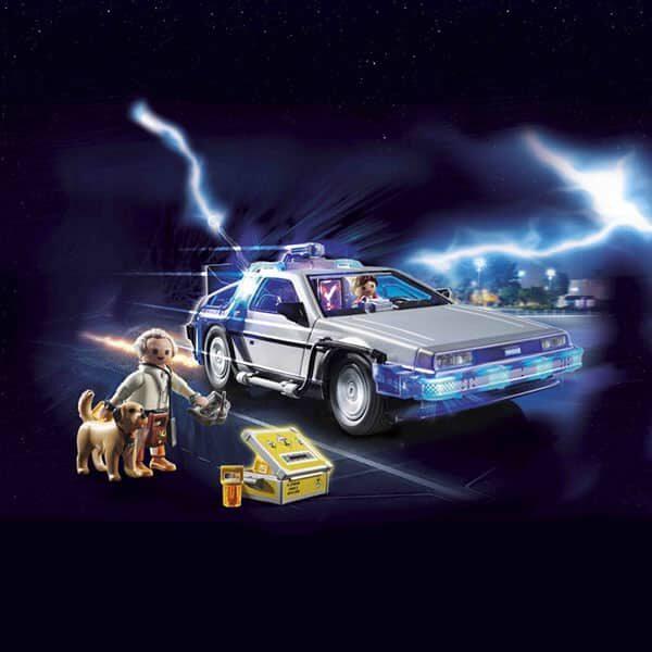 Playmobil Back to the Future DeLorean 02 | Landanzeiger-Shopping