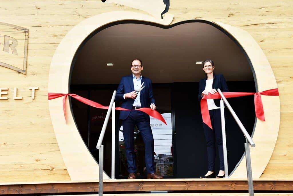 Ramseier Erlebniswelt Christoph Richli & Ladina Aregger |Landanzeiger-Shopping