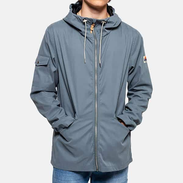 Revolution Jacket 7681 blue dust 02 | Landanzeiger-Shopping