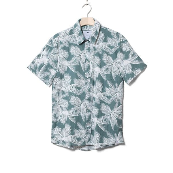 Revolution Shirt 3742 green 01 | Landanezeiger-Shopping