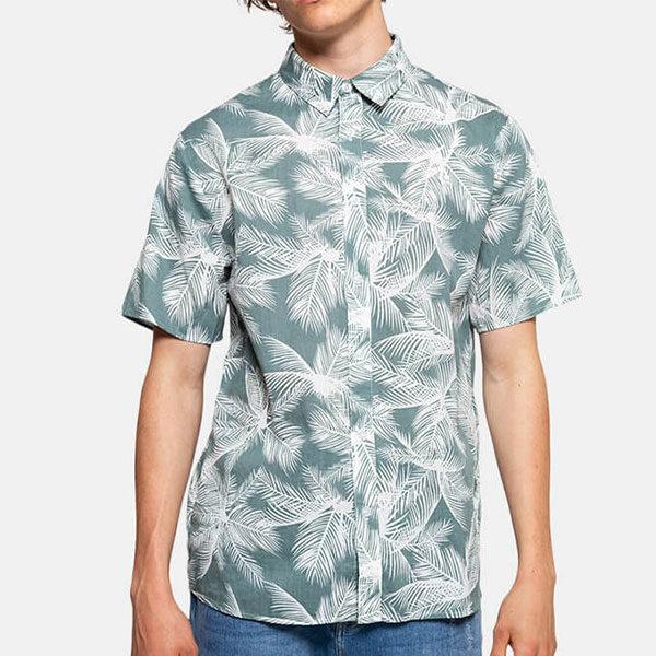 Revolution Shirt 3742 green 02 | Landanezeiger-Shopping