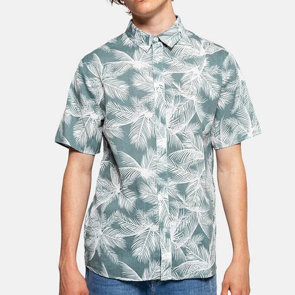 Revolution Shirt 3742 green 02   Landanezeiger-Shopping