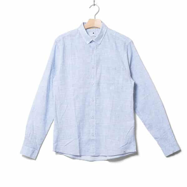 Revolution Shirt 3759 blue 01 | Landanzeiger-Shopping