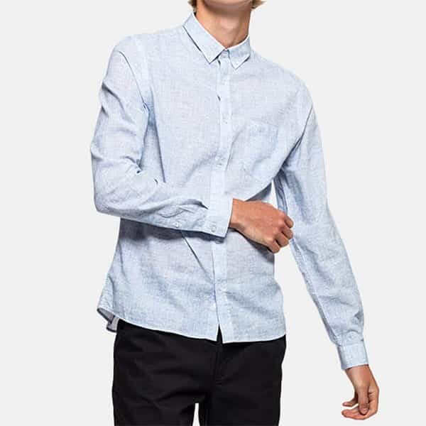 Revolution Shirt 3759 blue 02 | Landanzeiger-Shopping