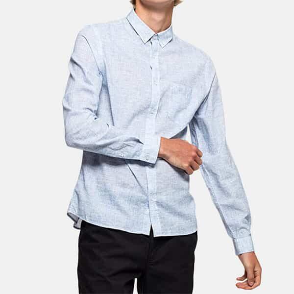 Revolution Shirt 3759 blue 02 | Landanzeiger-Shopping