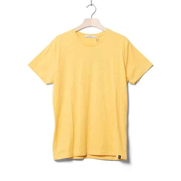 Revolution T-Shirt 1051 yellow melange 01 | Landanzeiger-Shopping