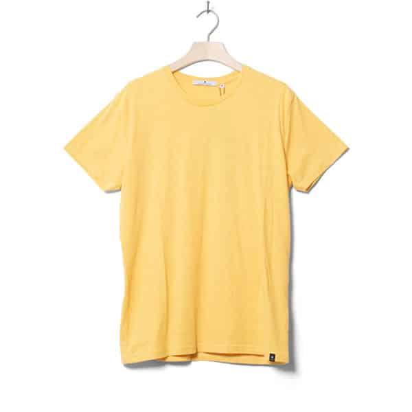 Revolution T-Shirt 1051 yellow melange 01   Landanzeiger-Shopping