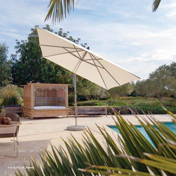 Sonnenschirm Alu Smart Easy 01 | Landanzeiger-Shopping