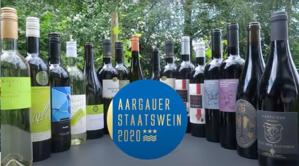 Video der Kürung Aargauer Staatswein 2020 | Landanzeiger-Shopping