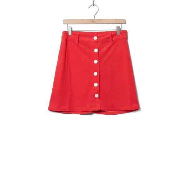 Wemoto W Skirt Lexi red 01 | Landanzeiger-Shopping