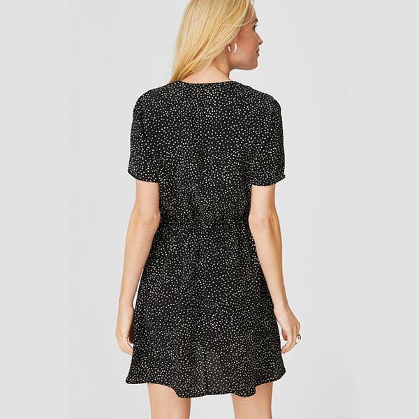 Fit & Flare Kleid Yessica gepunktet 02 | Landanzeiger-Shopping