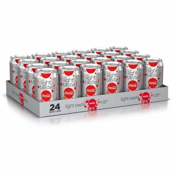 Coca-Cola Light 24 Dosen à 33 cl | Landanzeiger-Shopping