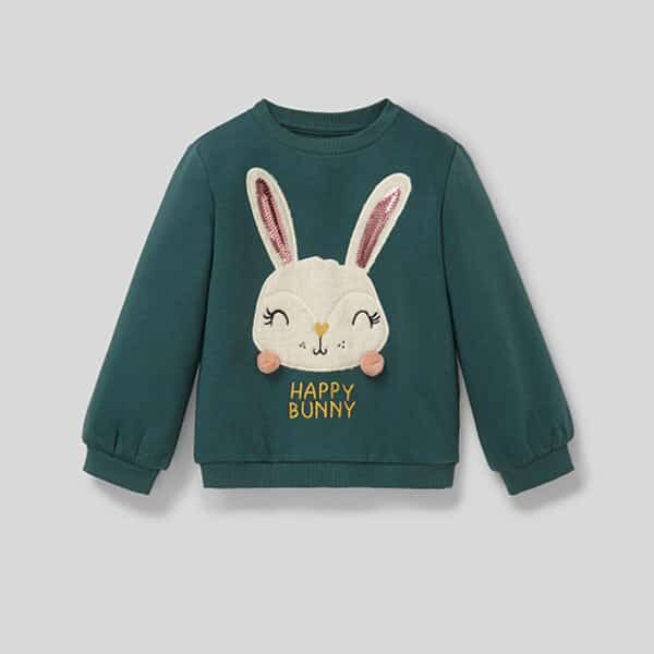 Happy Bunny Sweatshirt 01 | Landanzeiger-Shopping