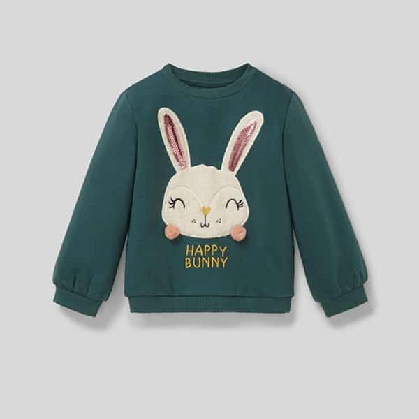 Happy Bunny Sweatshirt 01   Landanzeiger-Shopping