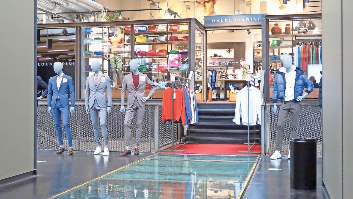 Baldessarini bei Fashion Fish | Landanzeiger-Shopping