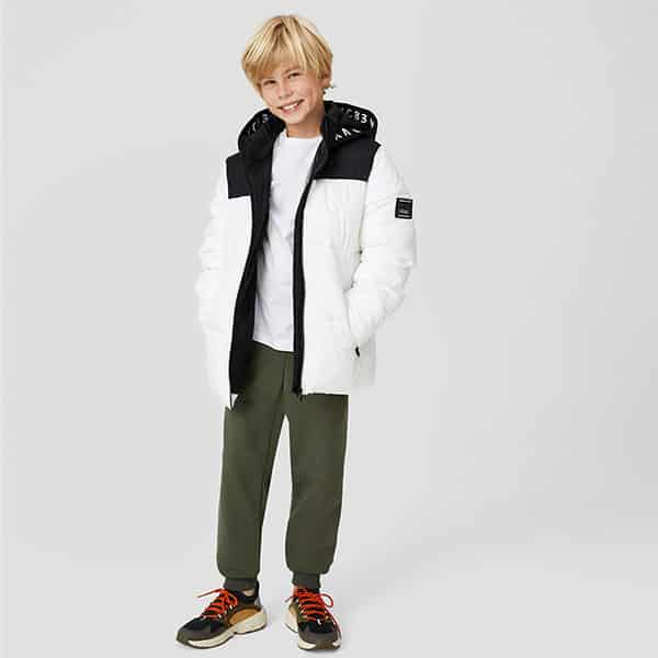 Steppjacke Jungen Here and There 01 | Landanzeiger-Shopping