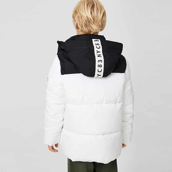 Steppjacke Jungen Here and There 02 | Landanzeiger-Shopping