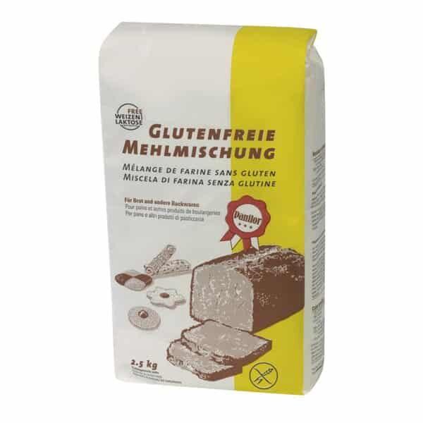 Mehlmischung Glutenfrei 2,5 kg | Landanzeiger-Shopping