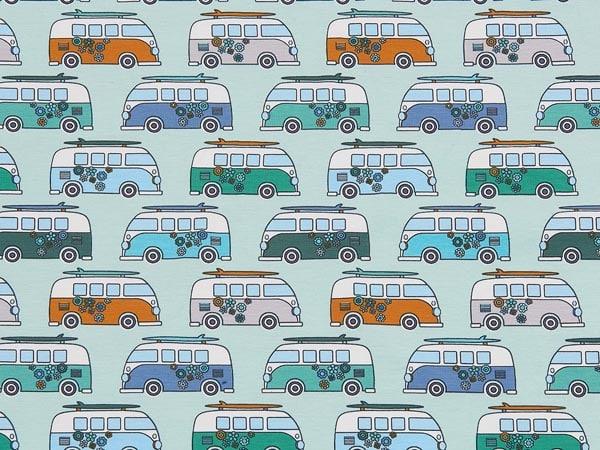 Stoff Hippie-Bus | Landanzeiger-Shopping