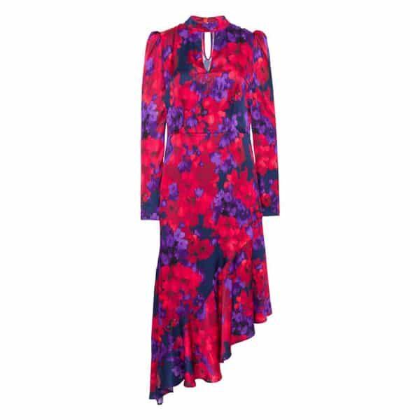 Kleid Violett Twinset 01 | Landanzeiger-Shopping