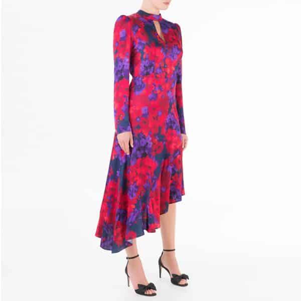 Kleid Violett Twinset 02 | Landanzeiger-Shopping