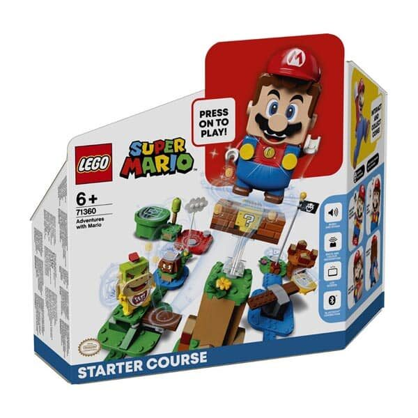Lego Super Mario Starterset 01 | Landanzeiger-Shopping