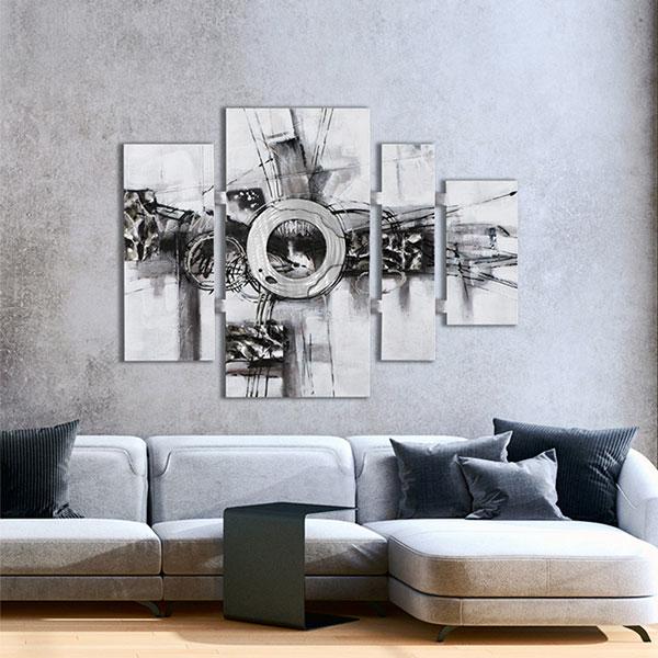 Ölgemälde Abstract Art 01   Landanzeiger-Shopping