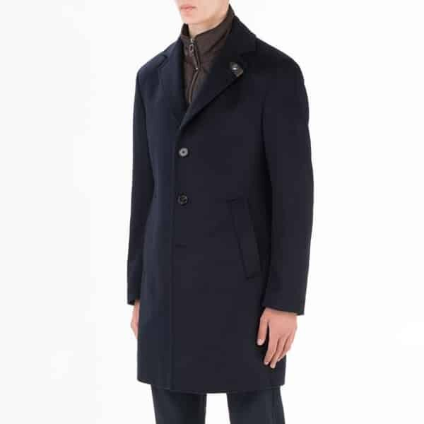 Wintermantel Navy Joop 02 |Landanzeiger-Shopping