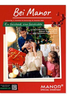 Manor Weihnachtsprospekt   Landanzeiger-Shopping