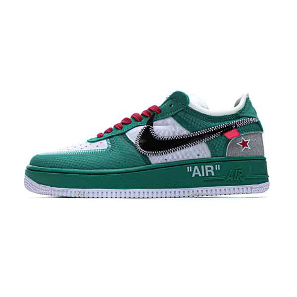 "Air Force 1 ""Green Air"" Customized 01 