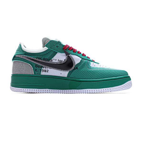 "Air Force 1 ""Green Air"" Customized 02 