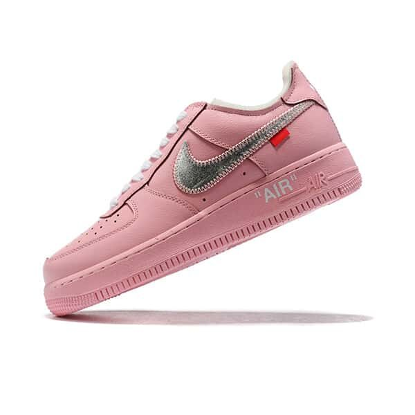 "Air Force 1 ""Pink Parrot"" Customized 02 