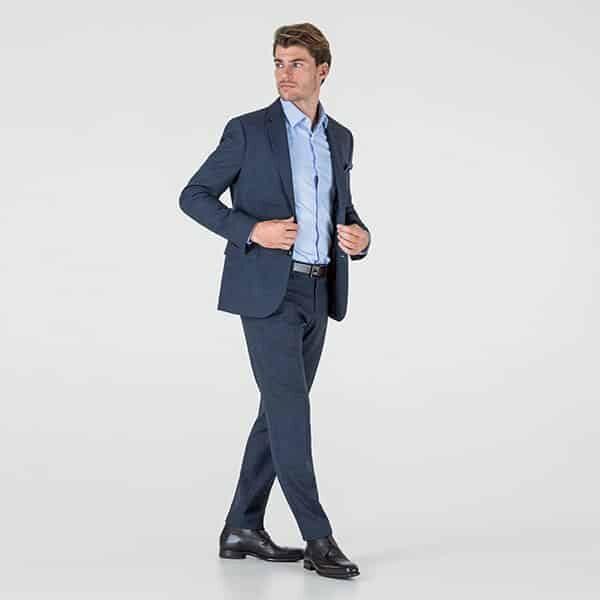 Anzug Tommy Hilfiger Tailored Marine Regular Fit 01   Landanzeiger-Shopping