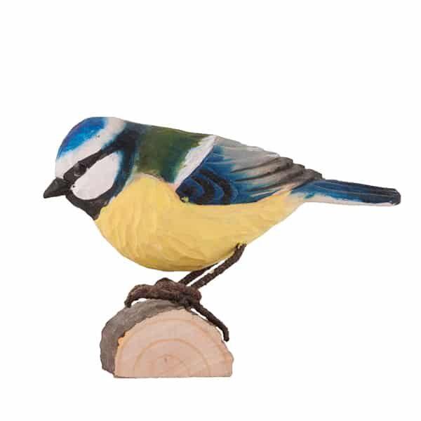 DecoBird Blaumeise aus Holz |Landanzeiger-Shopping