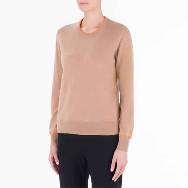 Cashmere Pullover Camel Tory Burch 02 | Landanzeiger-Shopping