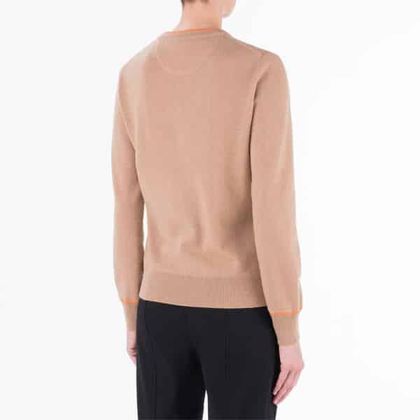Cashmere Pullover Camel Tory Burch 03 | Landanzeiger-Shopping