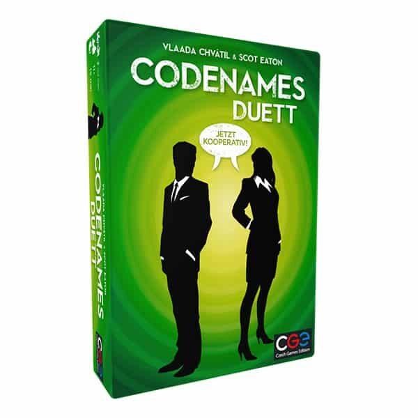 Spiel Codenames Duett 01 | Landanzeiger-Shopping
